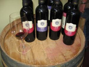 צ'ילאג - יינות סדרת סולו